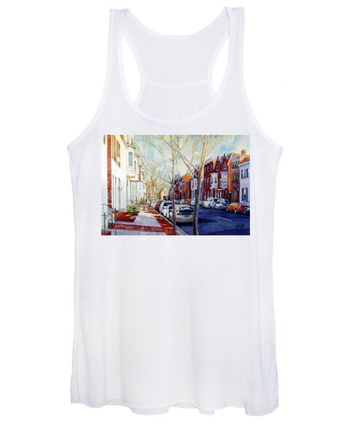 Feeding The Meter Women's Tank Top