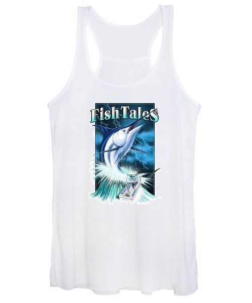 Fish Tales Women's Tank Top