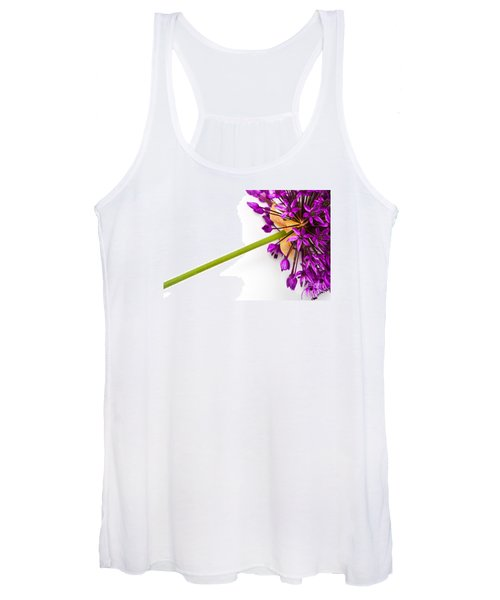 Flower At Rest Women's Tank Top