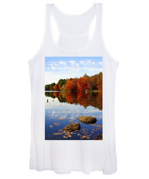 Forever Autumn Women's Tank Top