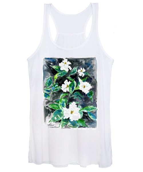 Fragrant Beauty  Women's Tank Top