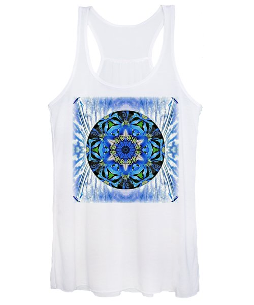 Freedom And Love Women's Tank Top