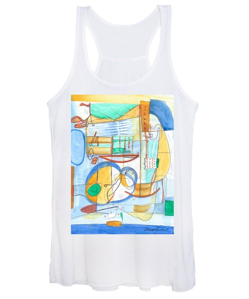 From Within 6 Women's Tank Top