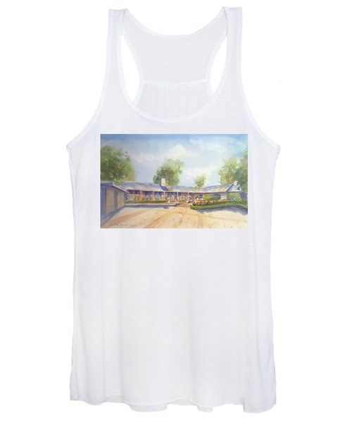 Front Of Home Women's Tank Top