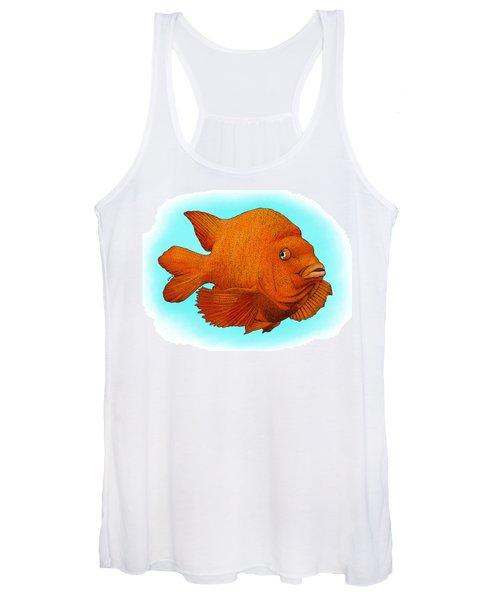 Garibaldi Fish Women's Tank Top