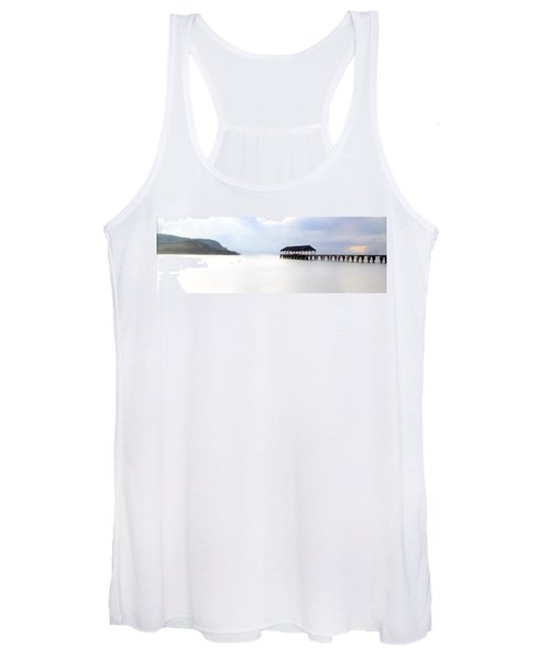 Ghosts Of Hanalei Women's Tank Top
