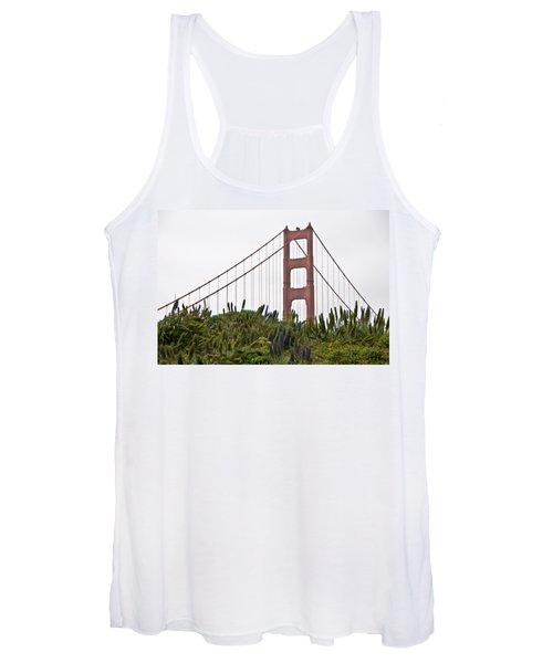 Golden Gate Bridge 1 Women's Tank Top