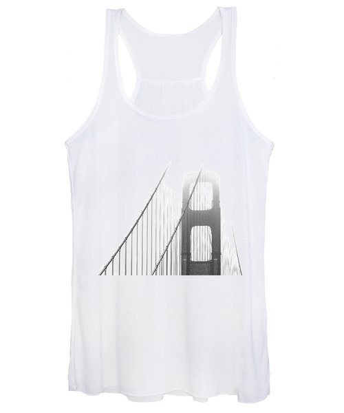 Golden Gate Bridge Women's Tank Top