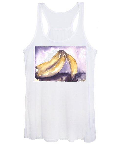 Gone Bananas 2 Women's Tank Top