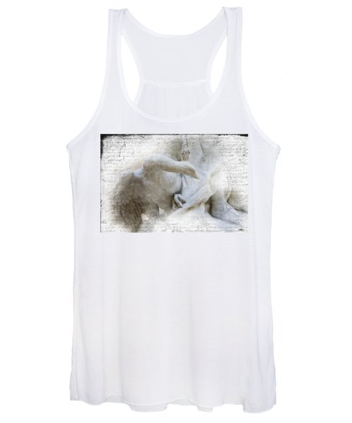 Goose With Master Women's Tank Top