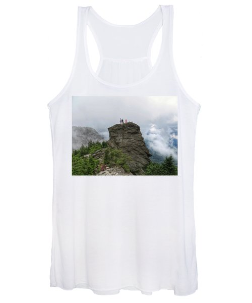 Grandfather Mountain Hikers Women's Tank Top