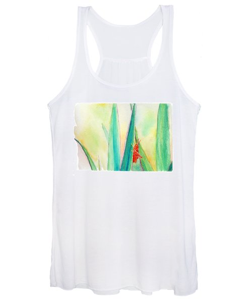 Grasshopper Women's Tank Top