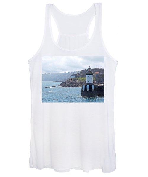 Guernsey Lighthouse Women's Tank Top