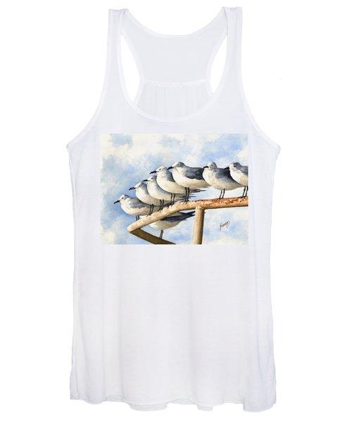 Gulls Women's Tank Top