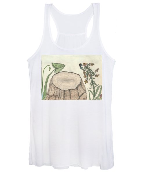 Harvested Beauty Women's Tank Top