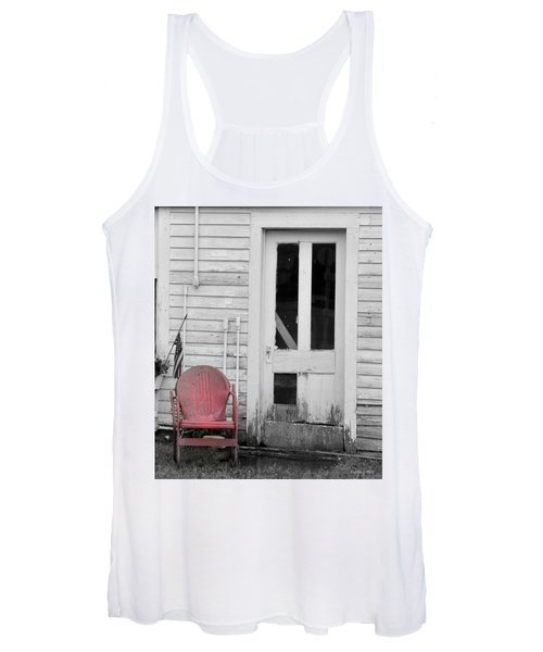 Have A Seat Women's Tank Top