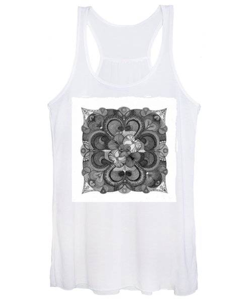 Heart To Heart Women's Tank Top