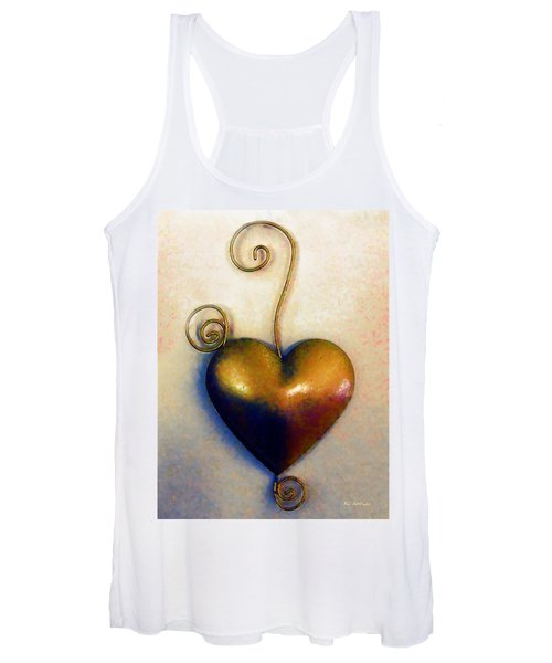 Heartswirls Women's Tank Top