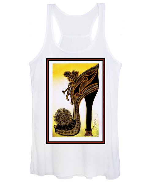 High Heel Heaven Women's Tank Top