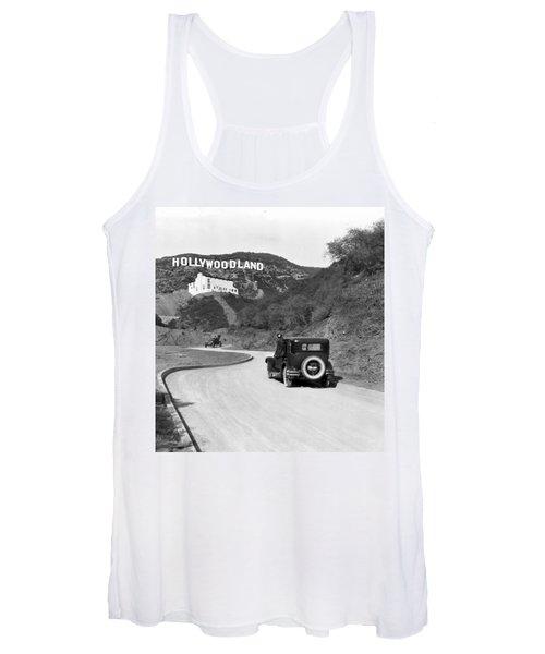 Hollywoodland Women's Tank Top