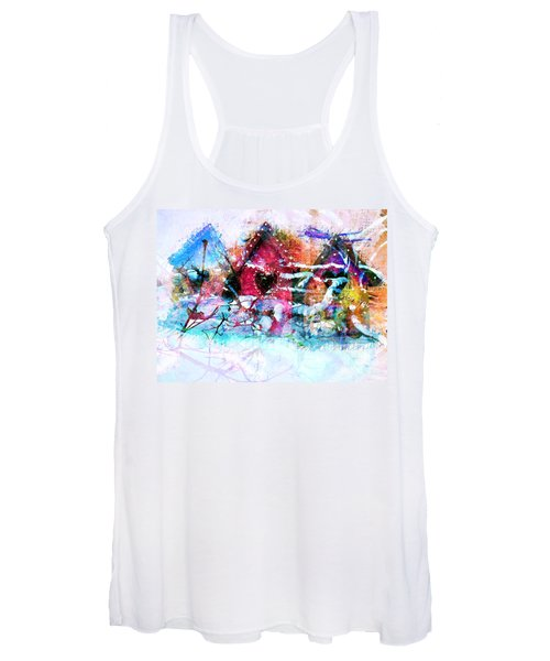 Home Through All Seasons Women's Tank Top