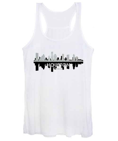Houston Tx 4 Women's Tank Top