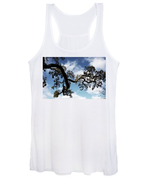 I Touch The Sky Women's Tank Top