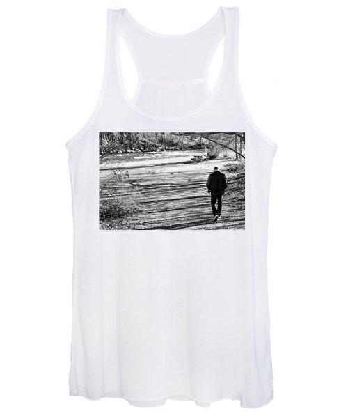 I Walk Alone Women's Tank Top