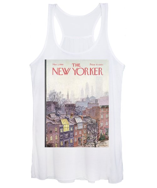 In The Borough Women's Tank Top