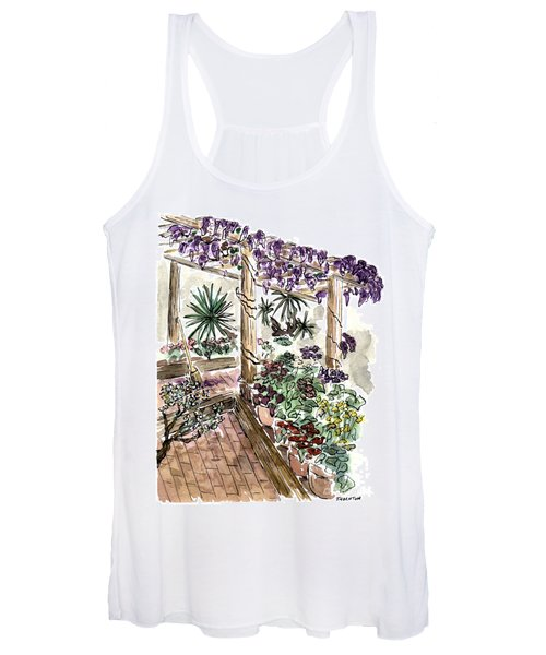 In The Greenhouse Women's Tank Top