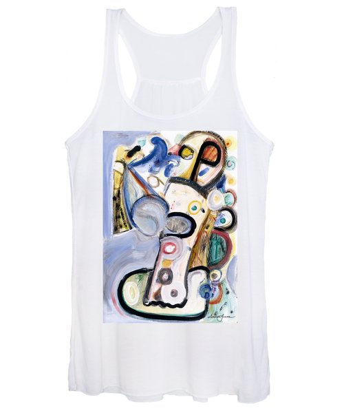 Intellect Women's Tank Top