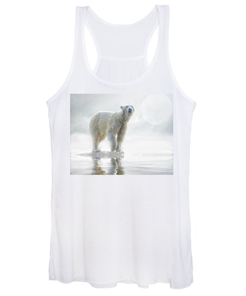 Is Anyone Out There? Women's Tank Top