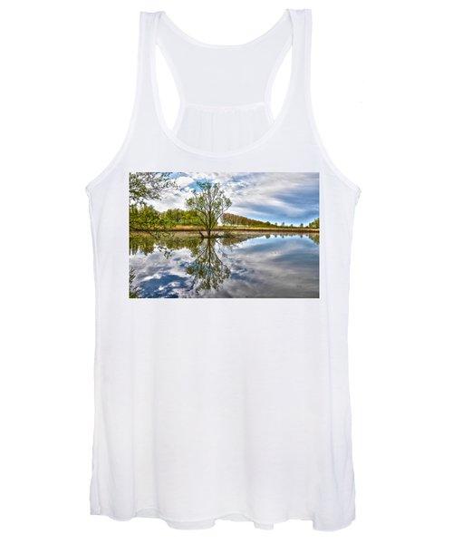 Island Tree Women's Tank Top