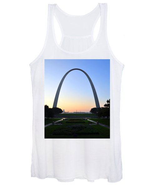 Jefferson National Expansion Memorial Women's Tank Top