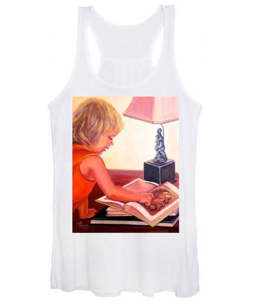Jojo And Renoir Women's Tank Top