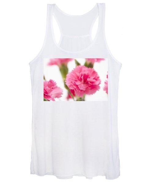 Just Carnations Women's Tank Top