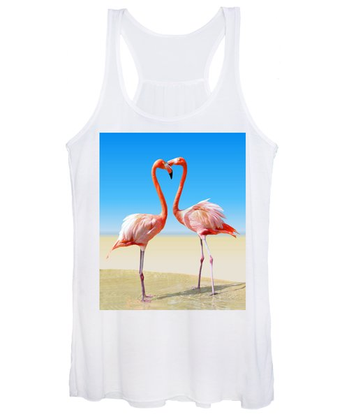 Just We Two Women's Tank Top