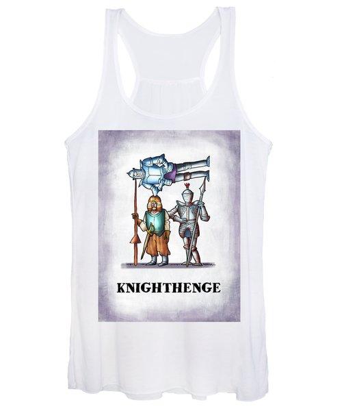 Knighthenge Women's Tank Top