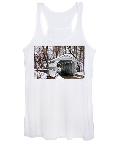 Knox Covered Bridge Women's Tank Top