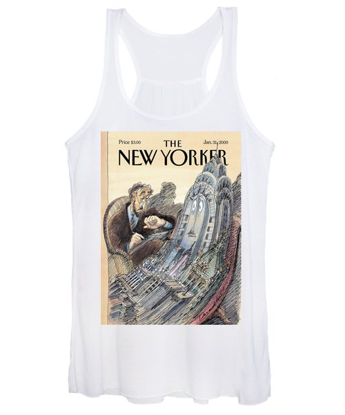 Kvetch City Women's Tank Top