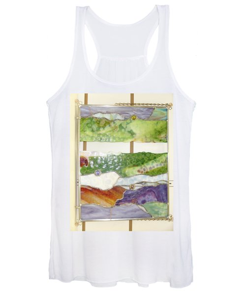 Landscape 2 Women's Tank Top