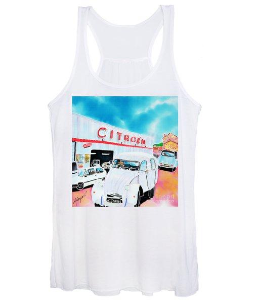 Le Garage Women's Tank Top