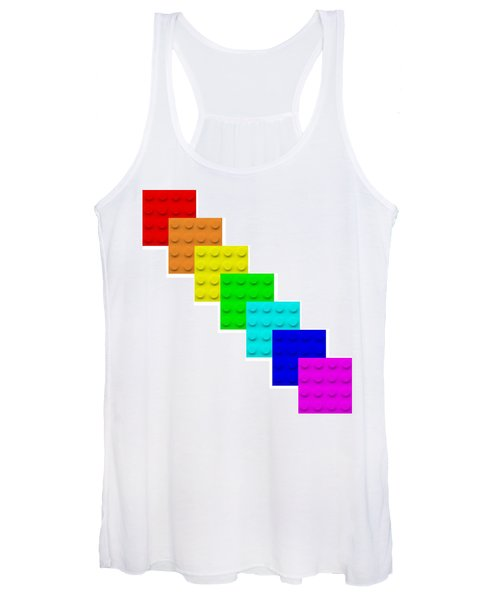 Lego Box White Women's Tank Top