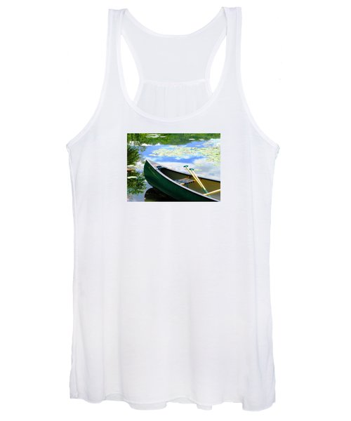 Let's Go Out In The Old Town Women's Tank Top
