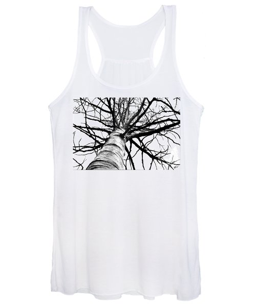 Lone Birch Women's Tank Top