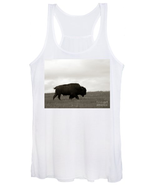 Lone Bison Women's Tank Top