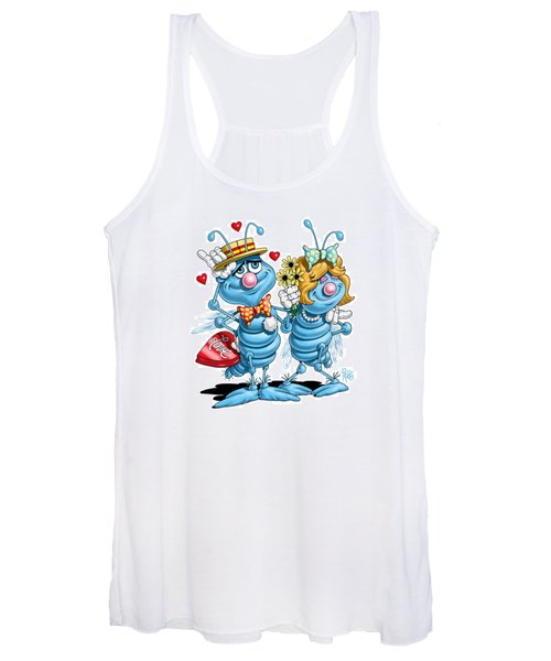 Love Bugs Women's Tank Top