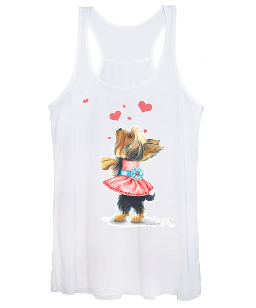 Love Without Ends Women's Tank Top
