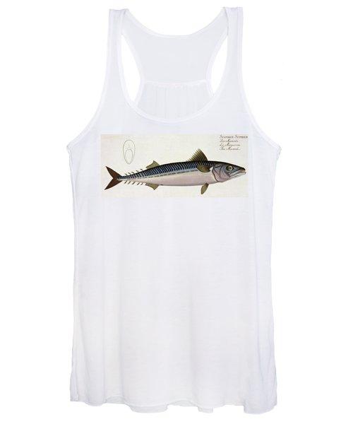 Mackerel Women's Tank Top