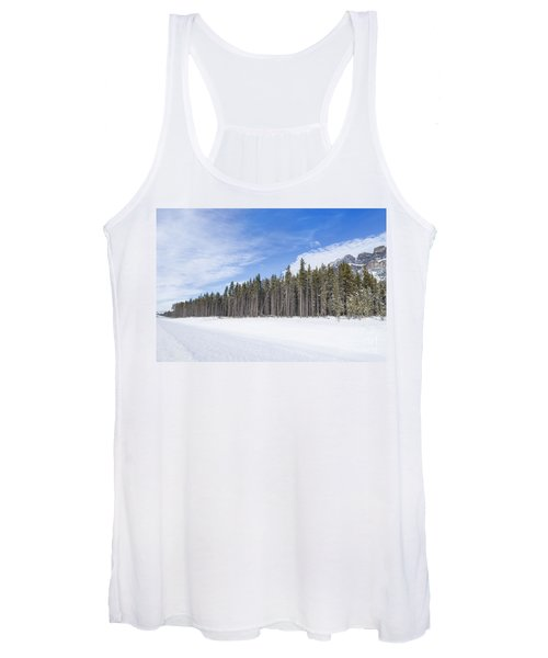 Magnetic North Women's Tank Top